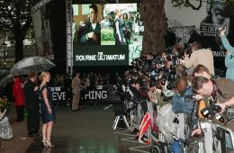 photo 46/133 - Julia Stiles - Avant-Premi�re � Londres, le 15 ao�t 2007 - La Vengeance dans la Peau - © Paramount