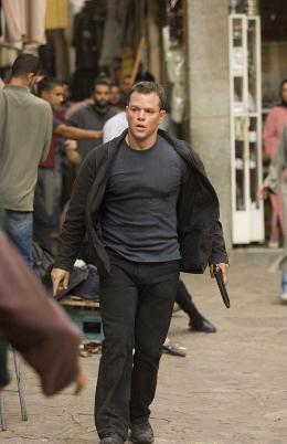 La Vengeance dans la Peau Matt Damon photo 7 sur 133
