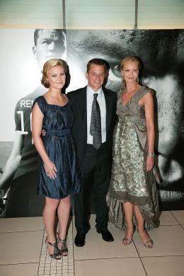 photo 61/133 - Julia Stiles, Matt Damon et Joan Allen - Avant-Premi�re � Londres, le 15 ao�t 2007 - La Vengeance dans la Peau - © Paramount