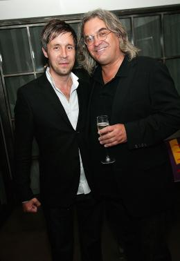 photo 117/133 - Paddy Considine et Paul Greengrass - Avant-Premi�re � Londres, le 15 ao�t 2007 - La Vengeance dans la Peau - © Paramount