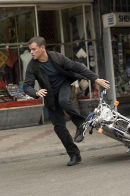 photo 21/133 - Matt Damon - La Vengeance dans la Peau - © Paramount