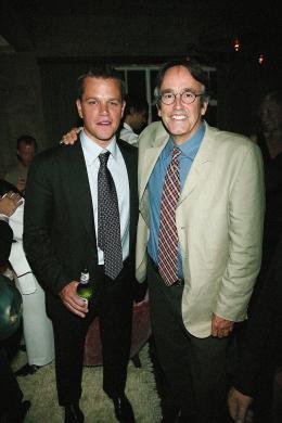 photo 109/133 - Matt Damon et Patrick Crowley - Avant-Premi�re � Londres, le 15 ao�t 2007 - La Vengeance dans la Peau - © Paramount