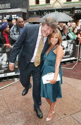 photo 87/133 - Stephen Fry et Rachel Stevens - Avant-Premi�re � Londres, le 15 ao�t 2007 - La Vengeance dans la Peau - © Paramount