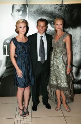 photo 62/133 - Julia Stiles, Matt Damon et Joan Allen - Avant-Premi�re � Londres, le 15 ao�t 2007 - La Vengeance dans la Peau - © Paramount