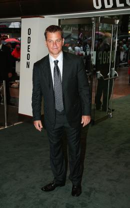photo 65/133 - Matt Damon - Avant-Premi�re � Londres, le 15 ao�t 2007 - La Vengeance dans la Peau - © Paramount