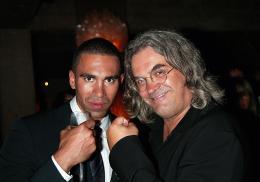 photo 100/133 - Joey Ansah et Paul Greengrass - Avant-Premi�re � Londres, le 15 ao�t 2007 - La Vengeance dans la Peau - © Paramount