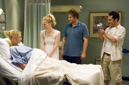 photo 13/40 - Katherine Heigl, Leslie Mann, Seth Rogen et Paul Rudd - En Cloque, mode d'emploi - © Paramount