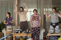 photo 32/40 - Martin Starr, Jonah Hill et Seth Rogen - En Cloque, mode d'emploi - © Paramount