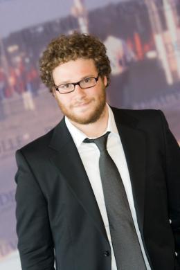photo 40/40 - Seth Rogen - En Cloque, mode d'emploi - © Nicolas Baret pour Commeaucinema.com