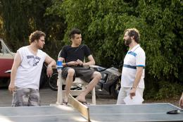 photo 25/40 - Seth Rogen, Jay Baruchel et Judd Apatow - En Cloque, mode d'emploi - © Paramount