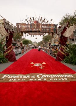 photo 26/81 - Avant-premi�re de Pirates des Cara�bes 2 � Los Angeles - Juin 2006 - Pirates des Cara�bes, le secret du coffre maudit - © BVI