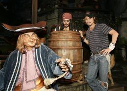 photo 23/81 - Avant-premi�re de Pirates des Cara�bes 2 � Los Angeles - Juin 2006 - Pirates des Cara�bes, le secret du coffre maudit - © BVI