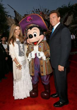 photo 39/81 - Avant-premi�re de Pirates des Cara�bes 2 � Los Angeles - Juin 2006 - Pirates des Cara�bes, le secret du coffre maudit - © BVI