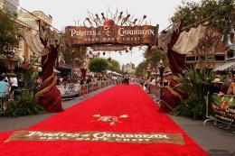 photo 25/81 - Avant-premi�re de Pirates des Cara�bes 2 � Los Angeles - Juin 2006 - Pirates des Cara�bes, le secret du coffre maudit - © BVI