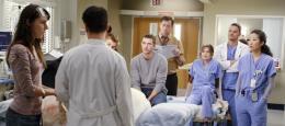 photo 155/308 - Saison 4- Sandra Oh, Ellen Pompeo, Justin Chambers - Grey's Anatomy - © ABC