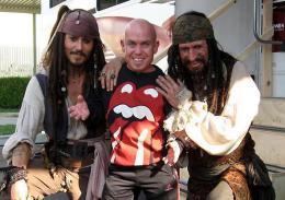 photo 18/43 - L'équipe - Pirates des Caraïbes : Jusqu'au bout du monde - © BVI
