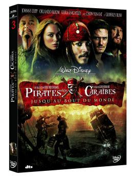 photo 43/43 - Dvd - Pirates des Caraïbes : Jusqu'au bout du monde - © BVI