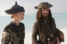 photo 11/43 - Keira Knightley et Johnny Depp - Pirates des Caraïbes : Jusqu'au bout du monde - © BVI