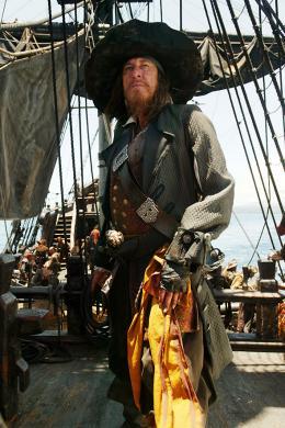 photo 27/43 - Geoffrey Rush - Pirates des Cara�bes : Jusqu'au bout du monde - © BVI