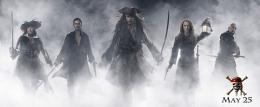 Pirates des Caraïbes : Jusqu'au bout du monde Affiche Teaser photo 7 sur 43