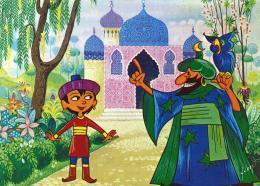 photo 1/6 - Aladin et la lampe merveilleuse - © Carlotta Films