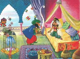 photo 4/6 - Aladin et la lampe merveilleuse - © Carlotta Films