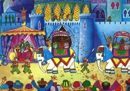 photo 2/6 - Aladin et la lampe merveilleuse - © Carlotta Films
