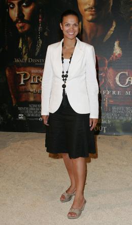 photo 61/81 - Avant-premi�re parisienne du film, juillet 2006 - Pirates des Cara�bes, le secret du coffre maudit - © BVI
