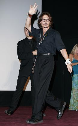photo 69/81 - Avant-premi�re parisienne du film, juillet 2006 - Pirates des Cara�bes, le secret du coffre maudit - © BVI