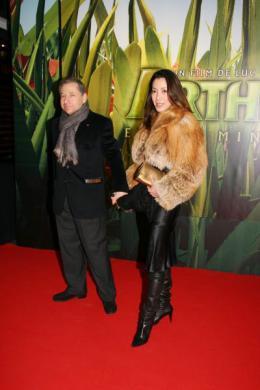 photo 101/117 - Avant-première à Paris d'Arthur et les Minimoys (novembre 2006) - avec son mari, Jean Todt - Michelle Yeoh - © Isabelle Vautier pour Commeaucinema.com