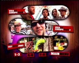 photo 2/2 - Menu Dvd - Viva la Bam' - Saisons 4 et 5 - © Paramount Home Entertainment Vidéo