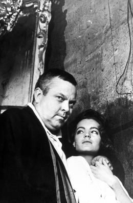 photo 2/6 - Orson Welles, Romy Schneider - Le Procès - © Les Acacias