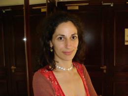 Jasmine Dellal Rencontre autour de Gypsy Caravan photo 2 sur 2