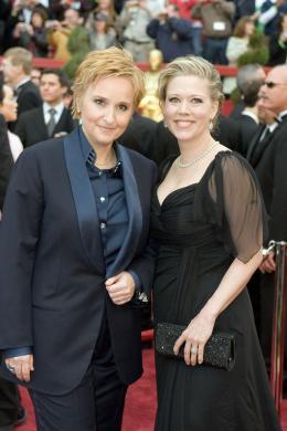 Melissa Etheridge Oscars 2007 : Tapis Rouge photo 2 sur 3
