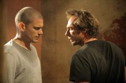 photo 18/20 - Wentworth Miller, William Fichtner - Prison Break - Saison 3 - © 20th Century Fox
