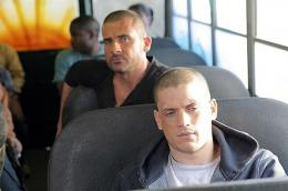 photo 13/20 - Dominic Purcell, Wentworth Miller - Prison Break - Saison 3 - © 20th Century Fox