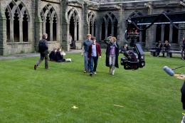 photo 90/160 - Rupert Grint, Daniel Radcliffe, Emma Watson - Harry Potter et le Prince de sang mêlé - © Warner Bros
