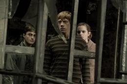 Harry Potter et le Prince de sang m�l� Daniel Radcliffe, Rupert Grint et Emma Watson photo 8 sur 160