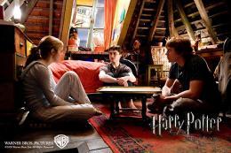 photo 64/160 - Emma Watson, Rupert Grint et Daniel Radcliffe - Harry Potter et le Prince de sang mêlé - © Warner Bros