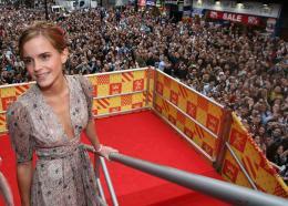 photo 152/160 - Emma Watson - Avant-première à Londres, juillet 2009 - Harry Potter et le Prince de sang mêlé - © Warner Bros