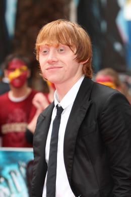photo 149/160 - Rupert Grint - Avant-première à Londres, juillet 2009 - Harry Potter et le Prince de sang mêlé - © Warner Bros