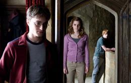 photo 15/160 - Daniel Radcliffe, Emma Watson et Rupert Grint - Harry Potter et le Prince de sang mêlé - © Warner Bros