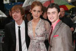 photo 150/160 - Rupert Grint, Emma Watson et Daniel Radcliffe - Avant-première à Londres, juillet 2009 - Harry Potter et le Prince de sang mêlé - © Warner Bros