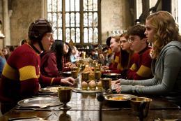 photo 83/160 - Rupert Grint, Daniel Radcliffe, Emma Watson - Harry Potter et le Prince de sang mêlé - © Warner Bros