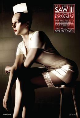 photo 16/24 - Affiches teasers américaines - Saw 3 - © Métropolitan Film