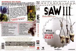 photo 22/24 - Dvd, Edition Director's Cut - Saw 3 - © Métropolitan Film