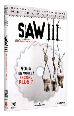 photo 20/24 - Dvd, Edition Director's Cut - Saw 3 - © Métropolitan Film