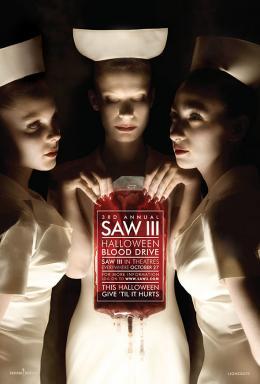 photo 19/24 - Affiches teasers américaines - Saw 3 - © Métropolitan Film