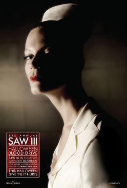 photo 18/24 - Affiches teasers américaines - Saw 3 - © Métropolitan Film