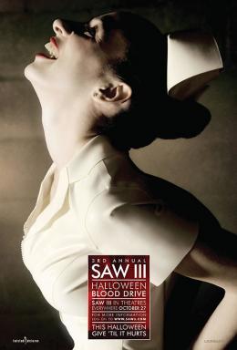 photo 21/24 - Affiches teasers américaines - Saw 3 - © Métropolitan Film